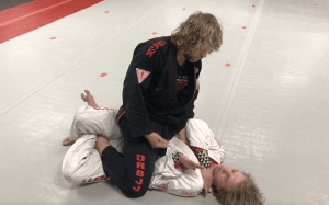[VIDEO] Bottom Mount Gi Escape Details, Concepts, and Principles, One Mount Escape Variation