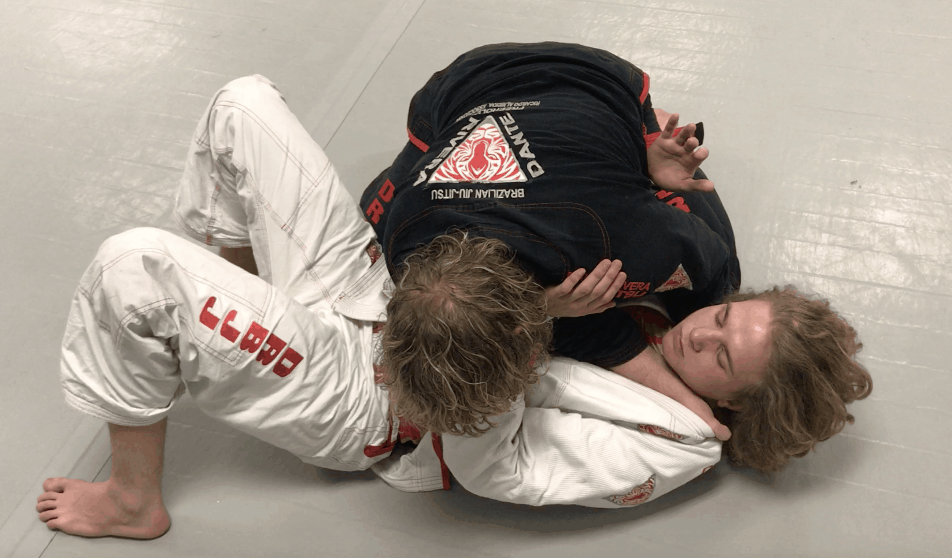 [VIDEO] Top Side Control Gi Control Details, Principles, Spin Choke, Paper Cutter Choke, Step Over Pinch Choke Partial Series