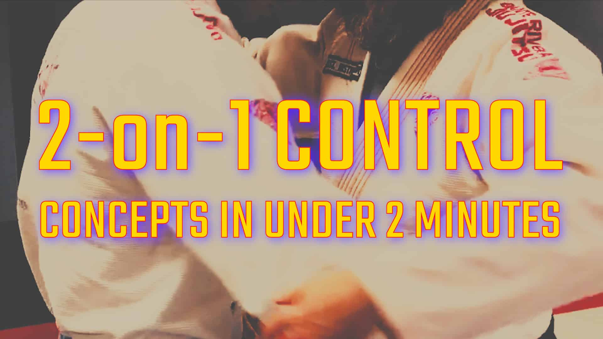 [VIDEO] 2-on-1 Control Concepts in Under 2 Minutes