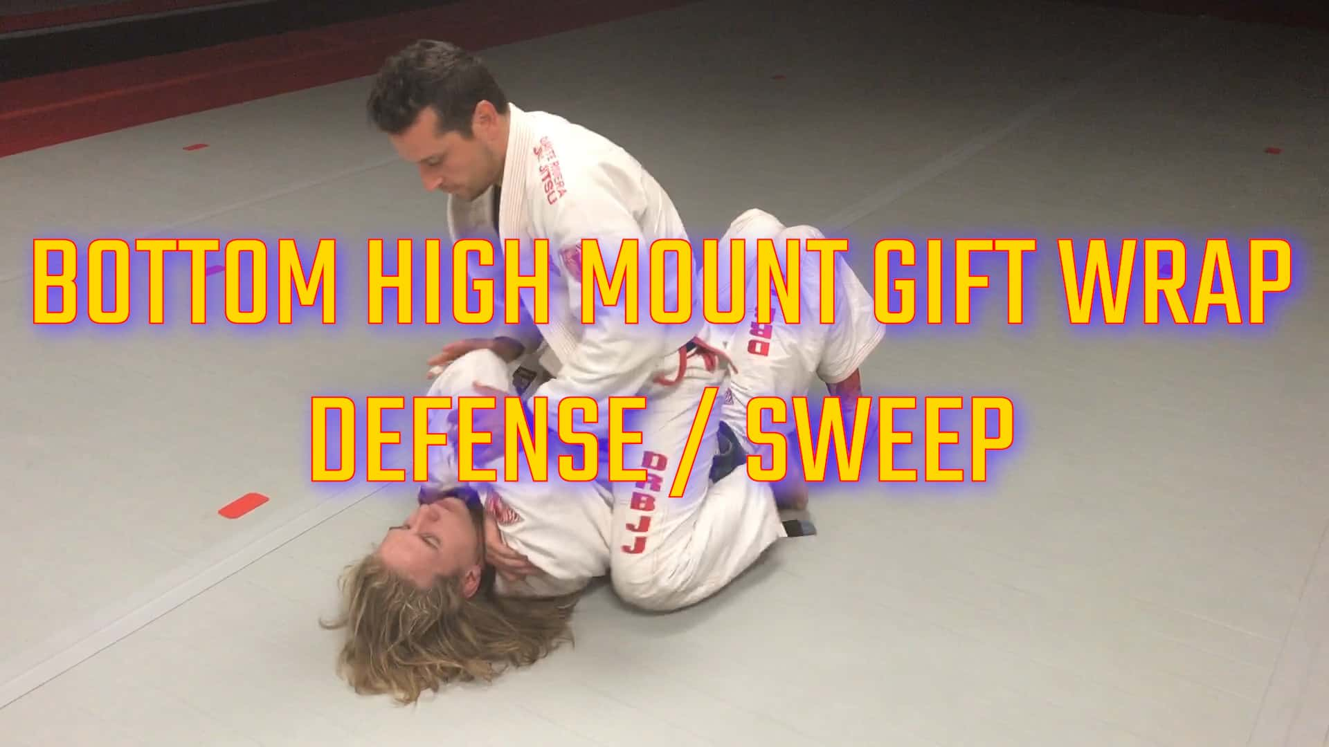 [VIDEO] Bottom High Mount Gift Wrap Defense / Sweep