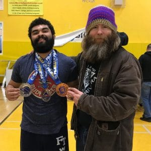 FUJI BJJ New Jersey Open January 2019 Success Story: Manny Flores