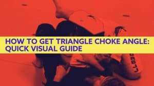 How to Get Triangle Choke Angle: Quick Visual Guide to Get Every Time!